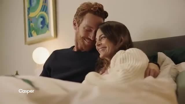 Casper Black Friday Sale TV Commercial Ad 2020, A Little Comfort This Holiday Season- 30%