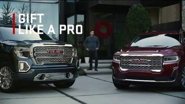GMC TV Commercial Ad 2020, Holidays- One for You, One for Me'