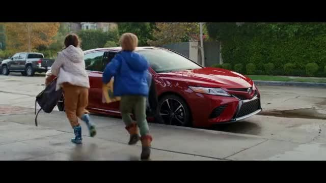 Toyota TV Commercial Ad 2020, Super Mom