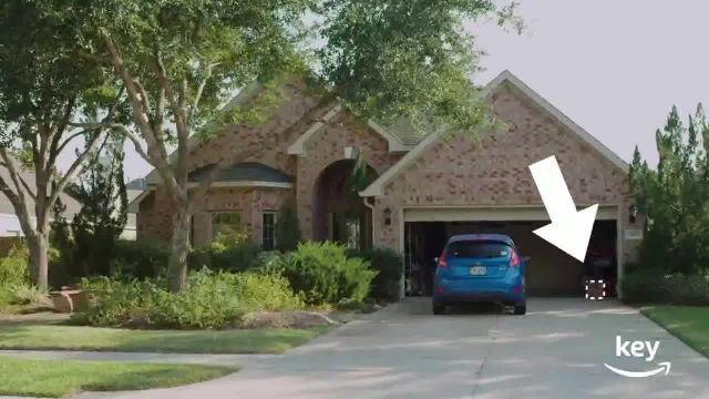 Key by Amazon TV Commercial Ad 2020, Inside Your Garage