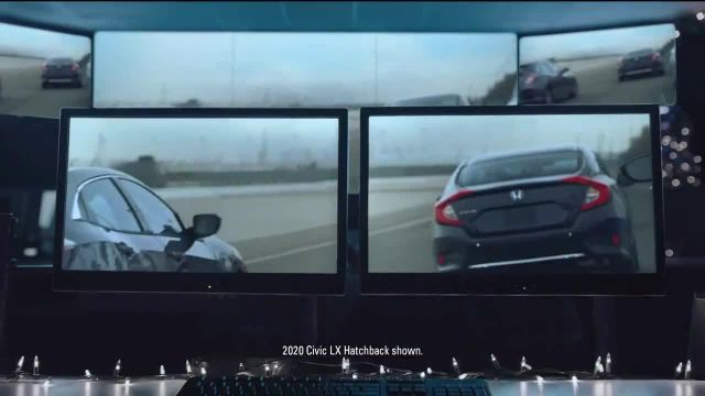 Happy Honda Days Sales Event TV Commercial Ad 2020, Serious- Accord and Civic'