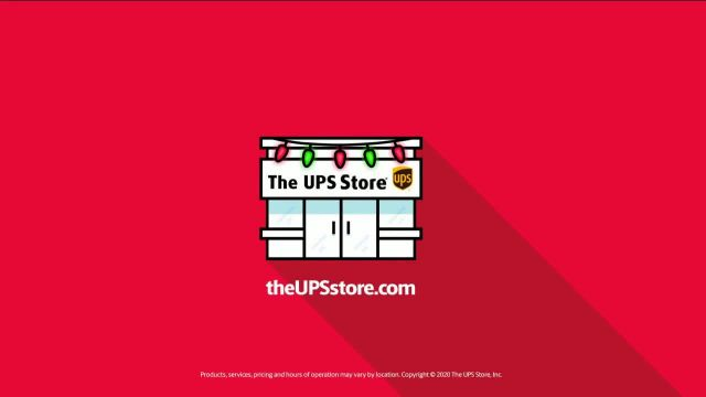 The UPS Store TV Commercial Ad 2020, Holiday Shopping' Song by Clouds and Thorns