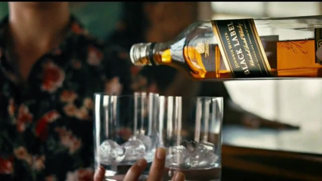 Johnnie Walker Black Label TV Commercial Ad 2020, A Belly Without Fire