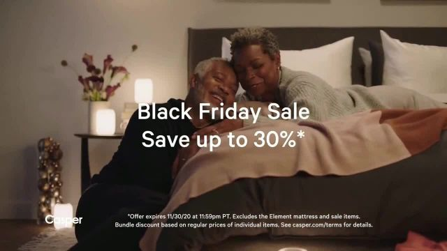 Casper Black Friday Sale TV Commercial Ad 2020, Holidays- Make Their Bedroom Magical