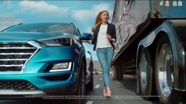 2021 Hyundai Tucson TV Commercial Ad 2020, Little Accidents