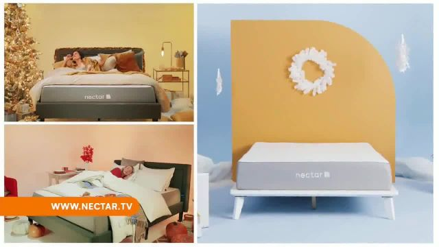 NECTAR Sleep Holiday Mattress Sale TV Commercial Ad 2020, Tis the Season