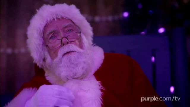 Purple Mattress Black Friday Deals TV Commercial Ad 2020, Holidays- Santa