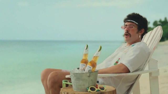 Corona Extra TV Commercial Ad 2020, Find the Fine Life, Baby' Featuring Bad Bunny