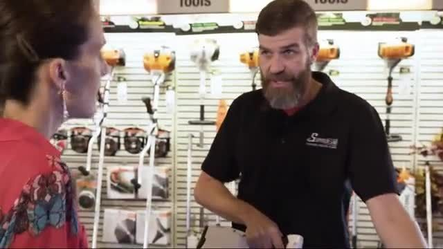 STIHL TV Commercial Ad 2020, Small-Business Saturday