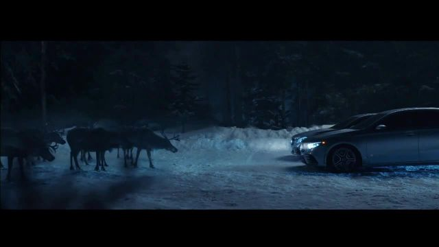 Mercedes-Benz Thanksgiving Weekend Event TV Commercial Ad 2020, Glow