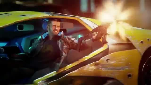 Cyberpunk 2077 TV Commercial Ad 2020, Seize the Day' Featuring Keanu Reeves, Song by Billie Eil