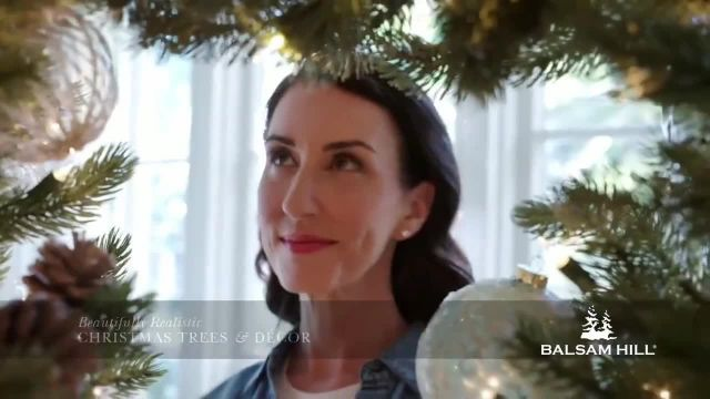 Balsam Hill Cyber Week Savings TV Commercial Ad 2020, This Tree- Up to 50% Off