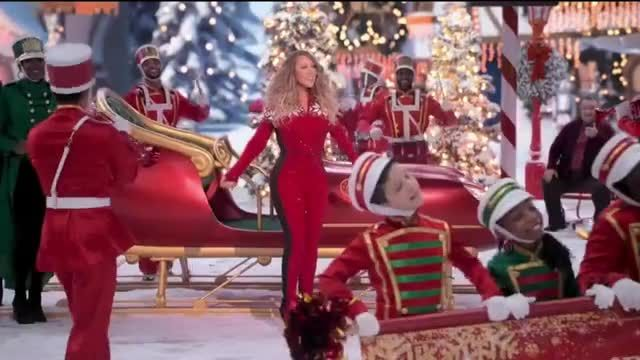 Apple TV+ TV Commercial Ad 2020, Mariah Carey's Magical Christmas Special