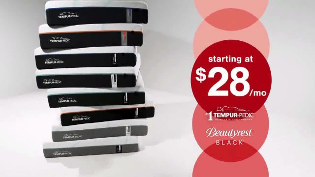 Ashley HomeStore Black Friday Mattress Sale TV Commercial Ad 2020, Final Days- Financing &am