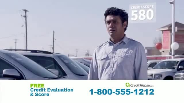 CreditRepaircom TV Commercial Ad 2020, Live Action- Free Evaluation and Score