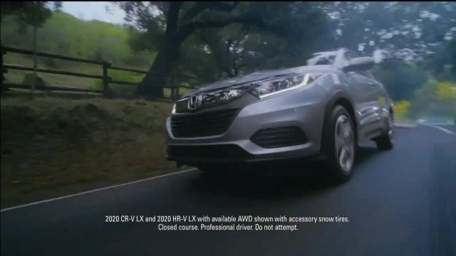 Happy Honda Days Sales Event TV Commercial Ad 2020, Serious- CR-V and HR-V