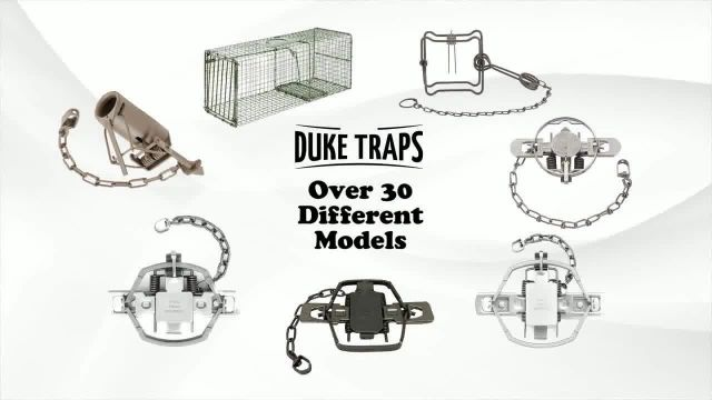 Duke Traps TV Commercial Ad 2020, The Most Complete Line in the World