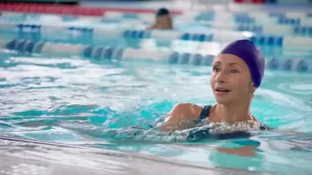 Cologuard TV Commercial Ad 2020, Swimming