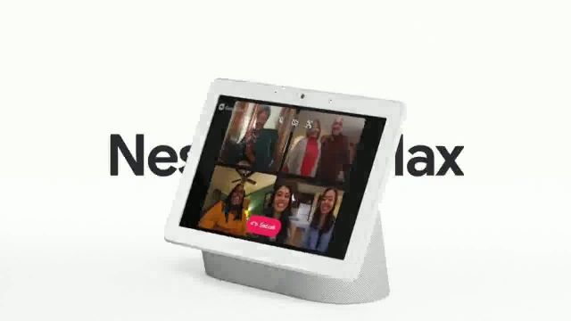 Google Nest Hub Max TV Commercial Ad 2020, Thanksgiving- Remote Reuniter