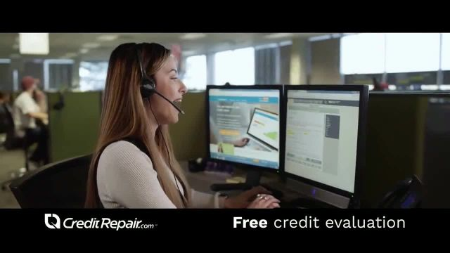 CreditRepaircom TV Commercial Ad 2020, Live Action