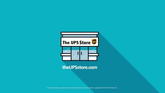 The UPS Store TV Commercial Ad 2020, Can You Believe All the Ings We Fit Under One Roof' Song b