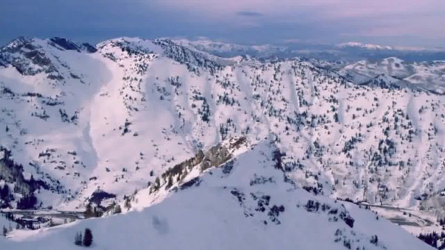 Utah Office of Tourism TV Commercial Ad, Legendary Mountains, Wide Open Spaces