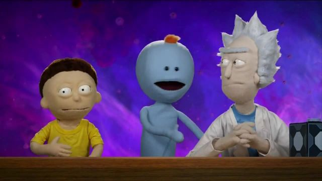 Rick & Morty- Complete First Season on Blu-ray & DVD TV Spot Ad 2021