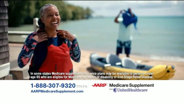 UnitedHealthcare AARP Medicare Supplement Plan TV Commercial Ad 2021, Choice