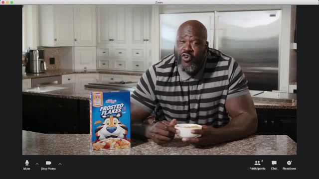 Frosted Flakes TV Commercial Ad 2021, Mission Tiger- Tit-for-Tat' Featuring Shaquille O'Ne