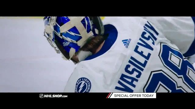 NHL Shop TV Commercial Ad 2021, 2020 Official Cup Collection