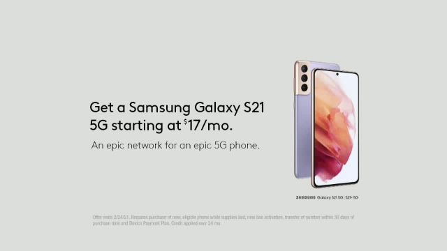 XFINITY Mobile TV Commercial Ad 2021, Your Own Way- Samsung Galaxy S21