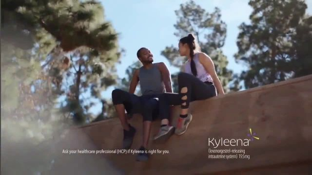 Kyleena TV Commercial Ad 2021, You Aim High