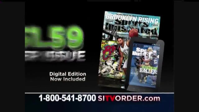 Sports Illustrated TV Commercial Ad 2021, Seattle Seahawks