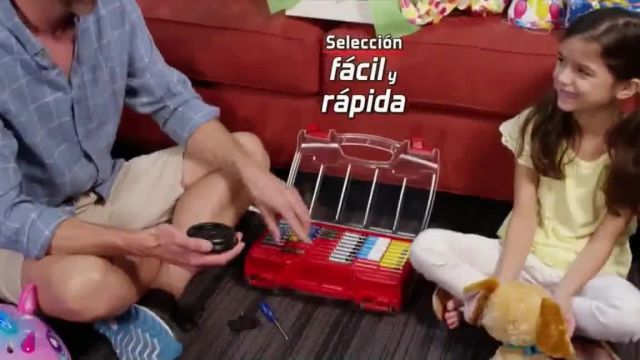 Battery Daddy TV Commercial Ad 2021, Limpio y organizado