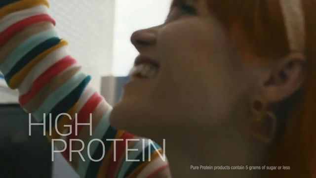 Pure Protein TV Commercial Ad 2021, Great Taste