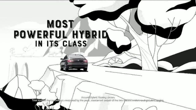 Honda Accord TV Commercial Ad 2021, Accord Versus the Competition
