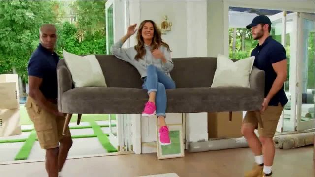 SKECHERS Arch Fit TV Commercial Ad 2021, Moving Day' Featuring Brooke Burke