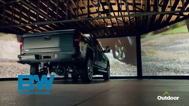 B&W Trailer Hitches TV Commercial Ad 2021, American-Made