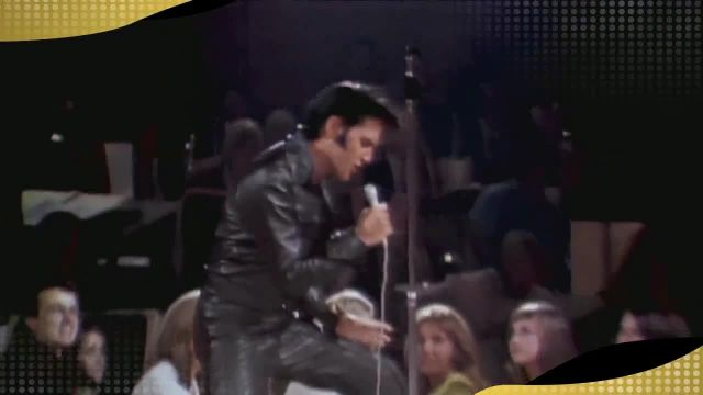 FOX Nation TV Commercial Ad 2021, Elvis- The Comeback Special - 1968