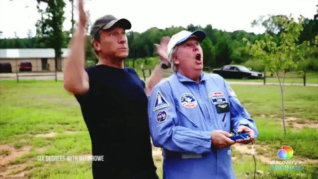Discovery+ TV Commercial Ad 2021, 55,000 Epiodes' Featuring Mike Rowe