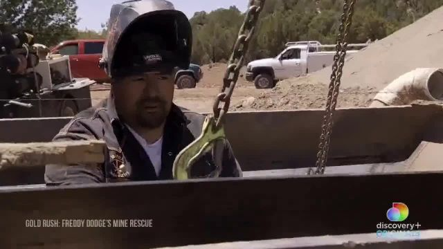 Discovery+ TV Commercial Ad 2021, Gold Rush- Freddy Dodge's Mine Rescue