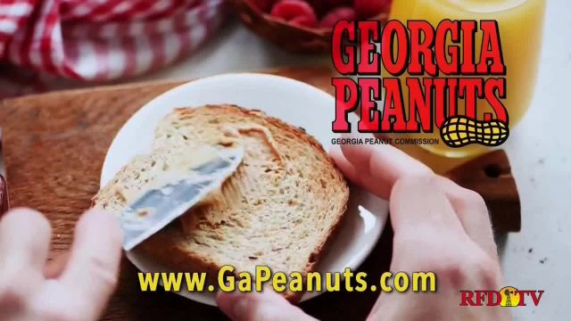 Georgia Peanut Commission TV Commercial Ad 2021, Chase Farms