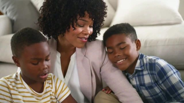 Filtrete TV Commercial Ad 2021, The Guest Family's Air Story