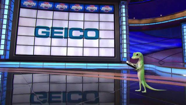 GEICO TV Commercial Ad 2021, Jeopardy- Marco Polo
