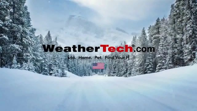 WeatherTech TV Commercial Ad 2021, Year-Round Protection