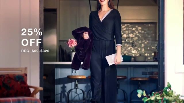 Macy's After Christmas Sale TV Commercial Ad 2021, Holiday Looks, Handbags, Shoes and Coats