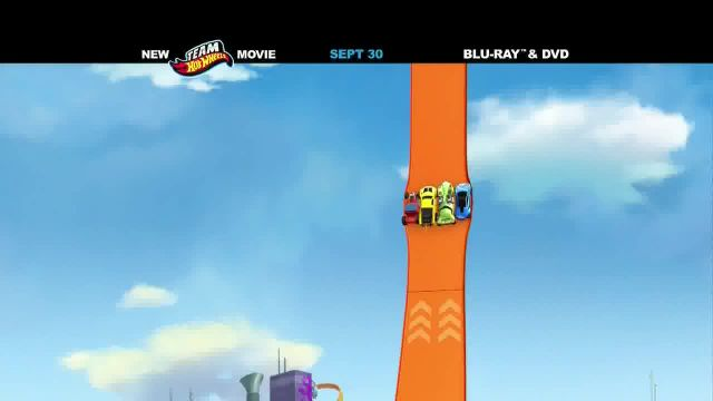 Team Hot Wheels- The Origin of Awesome! on Digital HD TV Spot Ad 2021