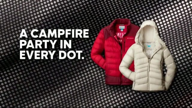 Columbia Sportswear TV Commercial Ad 2021, Campfire Party