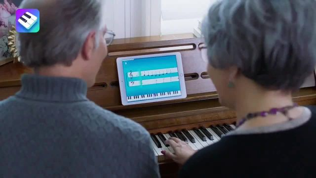Simply Piano TV Commercial Ad 2021, Start Playing