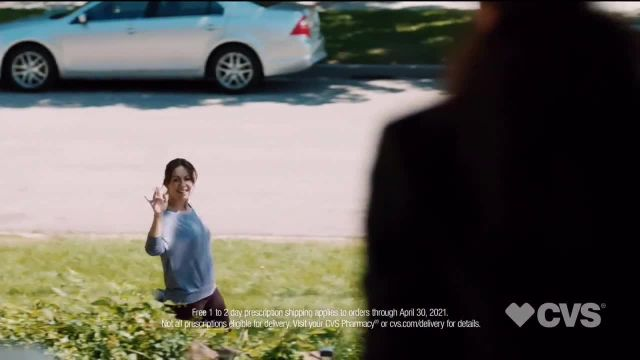 CVS Health TV Commercial Ad 2021, Halfway- Free Shipping